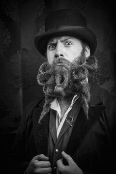 Southeastern Beard and Moustache Competition | The wildest beards in the west