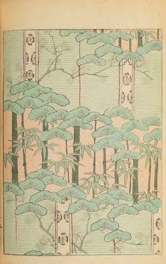 patternprints journal: WONDERFUL PRINTS INTO SHIN-BIJUTSUKAI, JAPANESE DESIGN MAGAZINE