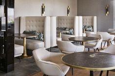 Un hotel cinco estrellas en TÁNGER concebido como un riad - Diseño | Galería de fotos 6 de 17 | AD #restaurantdesign