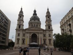 Budapest in Budapest