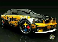 Sports Cars of 2019 – Auto Wizard Steelers Raiders, Steelers Gear, Here We Go Steelers, Steelers Football, Steelers Stuff, Auto Retro, Pittsburgh Sports, Steeler Nation, Best Muscle Cars
