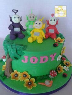 Teletubbies cake!