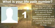 What is your life path number?