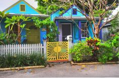 Old Town Key West historic treetop cottage: Just Sold and available for monthly rentals!