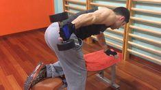 Rutina de tríceps con mancuernas, ejercicios y entrenamiento