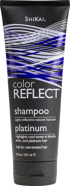 Shikai Color Reflect Platinum Shampoo, 8 Ounce Tube ** Find out more about the great product at the image link.