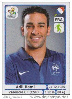 Panini Euro 2012 12 Fútbol-Selecciones De 5 A 50 Stickers-Todos En Stock