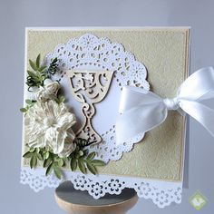 Jans creative corner first communion su kinda eclectic setoffirstcommunioncards beigeandgreen solutioingenieria Choice Image