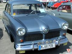 Ford Taunus 12 M (1952-1959)
