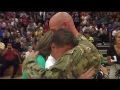 [VIDEO] U.S. Soldier Surprises Son and Daughter at School Assembly