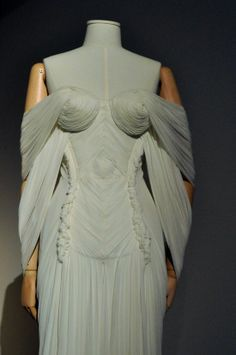 From Madame Grés exhibition at MOMU, Antwerp