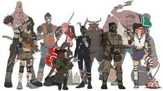 Support Elementos creating Post-apocalyptic visual novels