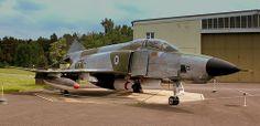 LUFTWAFFE MCDONNELL DOUGLAS RF4 PHANTOM LUFTWAFFEN MUSEUM RAF GATOW GERMANY JUNE 2013