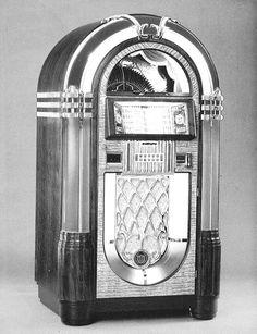 """1988, Rowe-AMI's """"retro"""" Bubbler [Jukebox Collector]"""