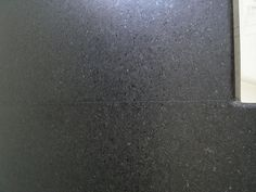 my black leathered granite counter top
