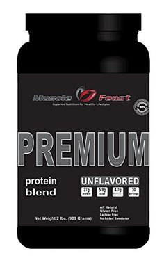 Muscle Feast Premium Protein Blend (Unflavored) ** Find out more about the great product at the image link.