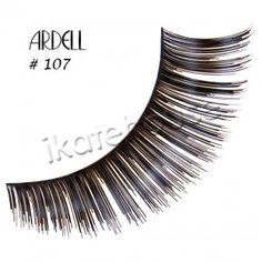 Ardell Fashion Strip Eyelashes #107 Ardell Eyelashes, Fashion Jewelry, Cosmetics, Makeup, Beauty, Maquillaje, Beleza, Maquiagem, Beauty Products