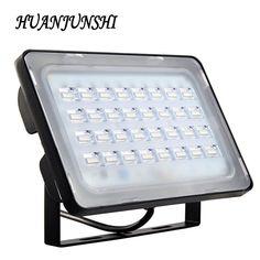 HOT 200W Enough Watt AC 220V High Brightness Outdoor Spotlight Waterproof Led Flood Light 100W 150W 200W Led Floodlight Lamps