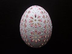 Amazing egg art!