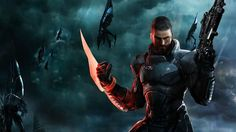"""Cheap posters pink, Buy Quality poster print directly from China canvas belt Suppliers: W E L C O M E0724 24x42"""" Mass Effect 3 III Hot Game Poster Gun Man Cool Wall Decoration - waterproof canvas poste"""