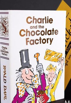 Get the First Look at the Charlie and the Chocolate Factory Eye Shadow Palette