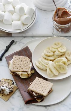 S'mores Bar Party! - What's Gaby Cooking