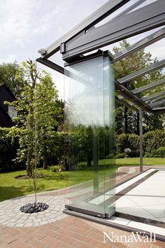 NanaOutDoor glass doors