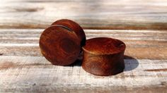 22mm Claro Walnut burl ear plugs, hand turned gauges in 7/8ths gauge, organic wood, Beautiful and Striking by MustLoveWoodPlugs on Etsy