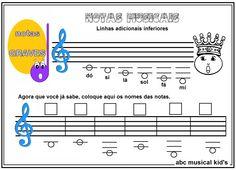 atividades de musicalização - Pesquisa Google