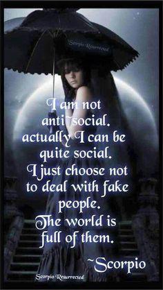 I am NOT anti-social