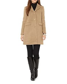 RALPH LAUREN LAUREN RALPH LAUREN REEFER COAT. #ralphlauren #cloth #coat