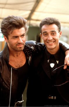 George Michael and Wham! fan - not one bit ashamed either.