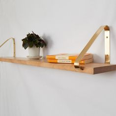 Brass Shelf - Joska & Sons – Tessuti