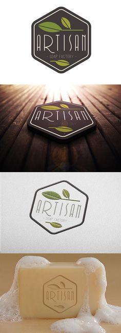 Artisan Soap Factory logo design