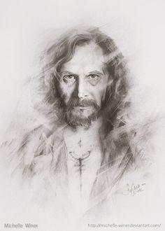 Sirius - Illustrations by Michelle Winer dA