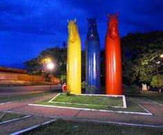 Neiva, Colombia. Mucho más sobre nuestra hermosa Colombia en www.solerplanet.com