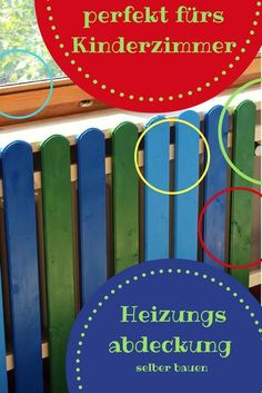 Heating cover heating panel easily DIY build yourself and thus create a real eye-catcher in the nursery. Source by Kinderleute Loft Room, Facebook Party, Attic Rooms, Nursery Design, Build Your Own, Kidsroom, Kids And Parenting, Home Deco, Baby Room