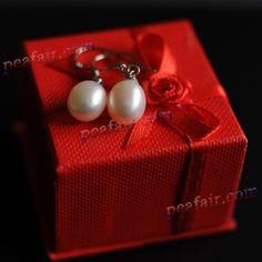 Classic Freshwater pearl Earring--001 [430010] - $21.99 : Peafair Things To Buy, Stuff To Buy, Fresh Water, Pearl Earrings, Pearls, Classic, Jewelry, Jewellery Making, Bead Earrings
