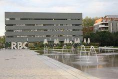 Montpellier RBC Design Center jean nouvel