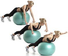 Best workout for women: Upper back