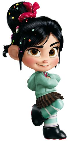 Ralph Breaks the Internet Vanellope Transparent Image Cute Disney Characters, Girl Cartoon Characters, Wreck It Ralph, Disney Princess Pictures, Disney Pictures, Disney Animation, Image Princesse Disney, Disney Png, Vanellope Y Ralph