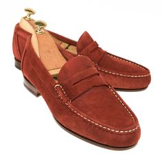 UNLINED PENNY LOAFERS 80646 XIM