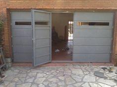 modelos de puertas metalicas