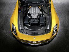 Develan el Mercedes Benz 2014 SLS AMG Black Series | Carros101.com