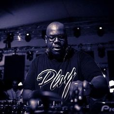 It's Carl Cox wearing our Play tee.   www.wastedheroes-shop.com