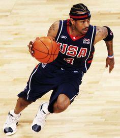 A.I. Handles, '04 Olympics.