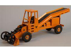 Ny-Lint Adams Traveloader Heavy Construction Trailer