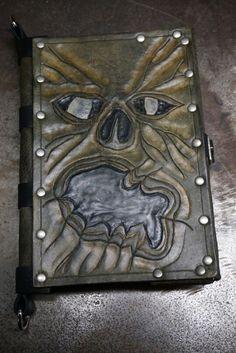 Leather Necronomicon