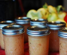 Canning Applesauce with Kids in 4 Easy Steps | Recipes