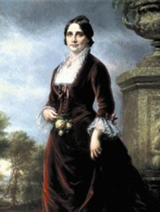 Wife of John Adams, second president of the United States, Abigail Adams was among the most remarkable women of the Revolutionary period.